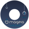 DVD byw 32did KDE Mageia 3