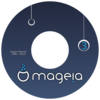Mageia 3 CD/DVD cover dedicated to Eugeni with his black silhuete