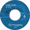 DVD byw Xfce 64 did Mageia 6