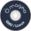 CD/DVD Mageia